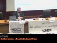 JAVIERPERIS - Charla COBIT5 Congreso ISACA 2015