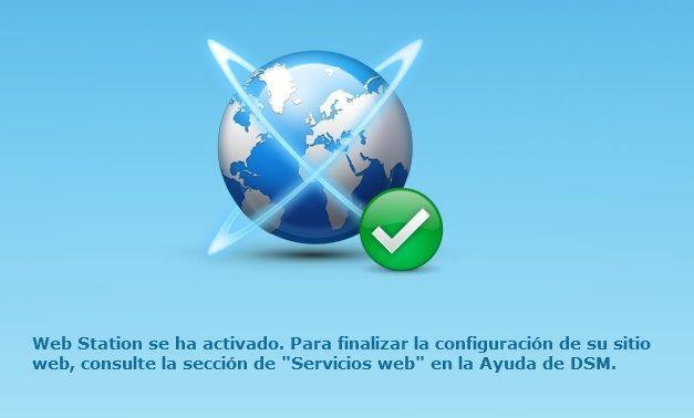 Synology Servidor Web 08 Web Station