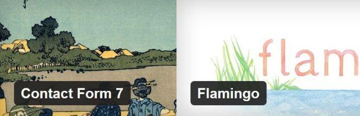 ContactForm-Flamingo