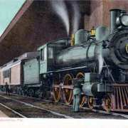 Steam Locomotives