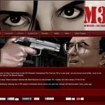 m3comic.com - website designed by Jayel Draco