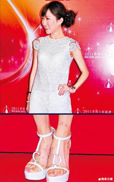 2011 Miss Hong Kong: Second Round of Interviews | JayneStars.com