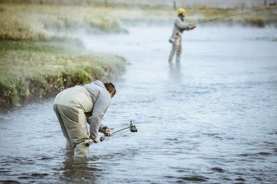 Lifestyle Adventure Fly Fishing Series at Mammoth Lakes, CA
