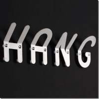 HANG Wall Hooks From Seletti