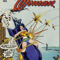 Wonder Woman and the Phallic Menace - Comic Book Covers
