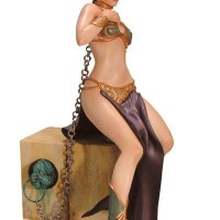 Sexy Star Wars Princess Leia Action Figure