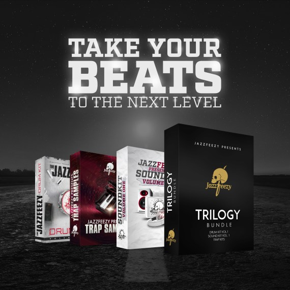 jazzfeezy trilogy bundle