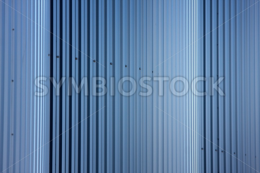 Cylindrical silos - Jan Brons Stock Images