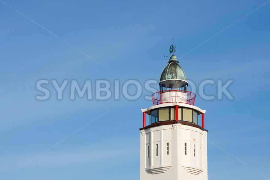 Lighthouse Harlingen - Jan Brons Stock Images