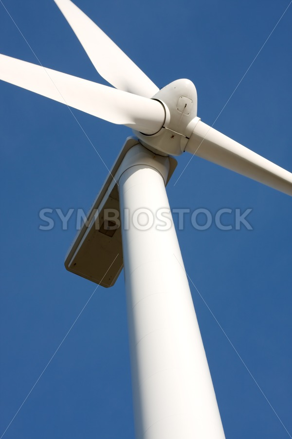 Mighty windmill - Jan Brons Stock Images