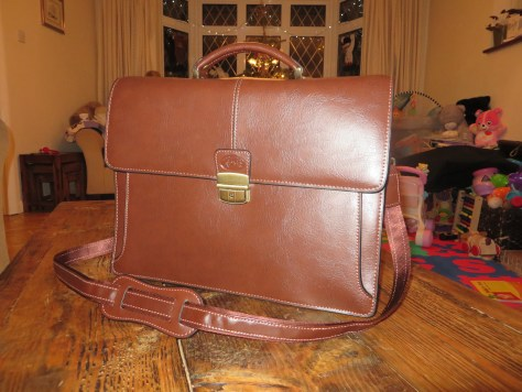 "My favourite bag (Francinel 13"" laptop bag)"
