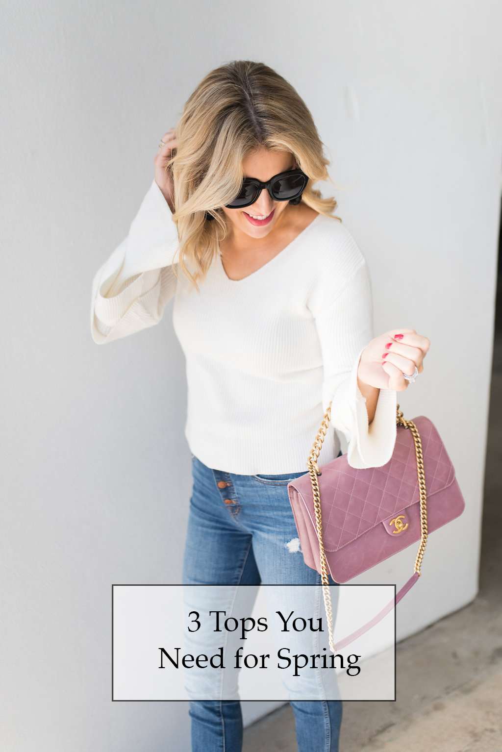 3 Tops You Need For Spring