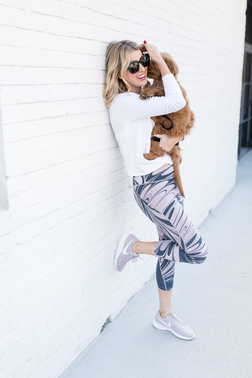 My Favorite High Waisted Athleisure Leggings