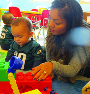 Mommy and Me Class