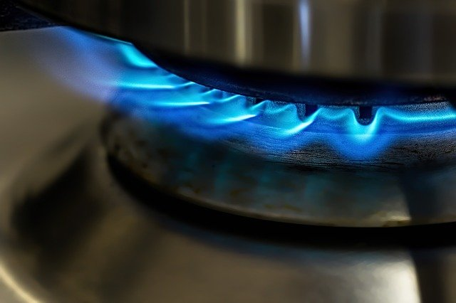 Gas levels