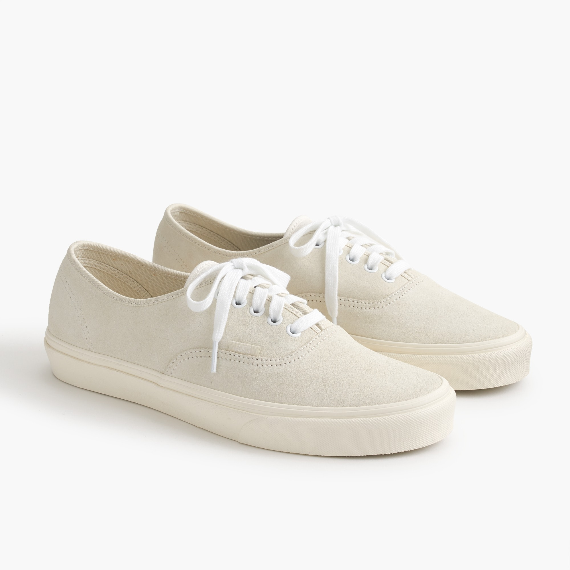 Men s Vans     For J Crew Suede Authentic Sneakers   Men s Sneakers   J     men s vans reg  for j crew suede authentic sneakers   men s sneakers