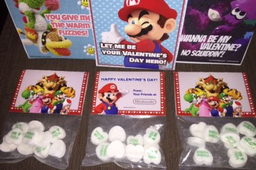 Play Nintendo Valentines Day