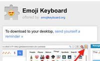 emoji keyboard 200