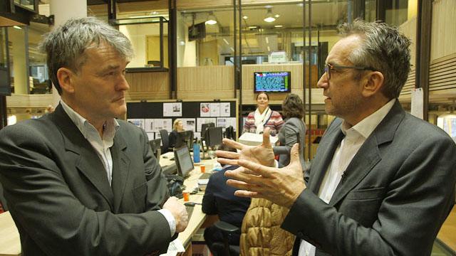 Henk_Steenhuis_en Peter_Vandermeersch_Iedereen_Journalist_NTR