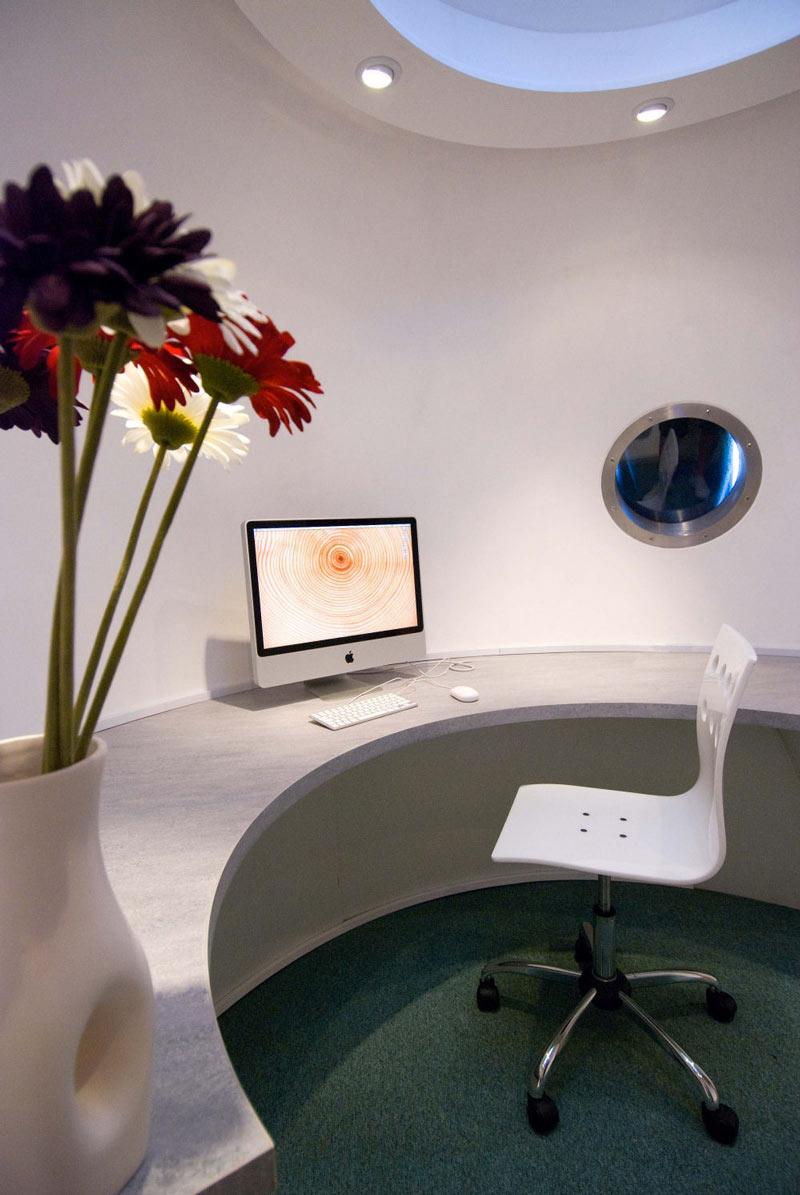 Home Office Pods Interior Design Of The Pod Garden By Archipod  Cool Garden Pod