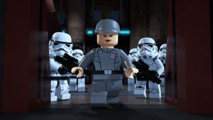 "LEGO STAR WARS: THE FREEMAKER ADVENTURES - ""Crossing Paths"" - While on the run from Imperials, Luke and Leia show the Freemakers the selfless nature of the Force and the Rebellion. This episode of ""LEGO Star Wars: The Freemaker Adventures"" airs Monday, July 11 (10:00 - 10:30 A.M. EDT) on Disney XD. (Disney XD)"
