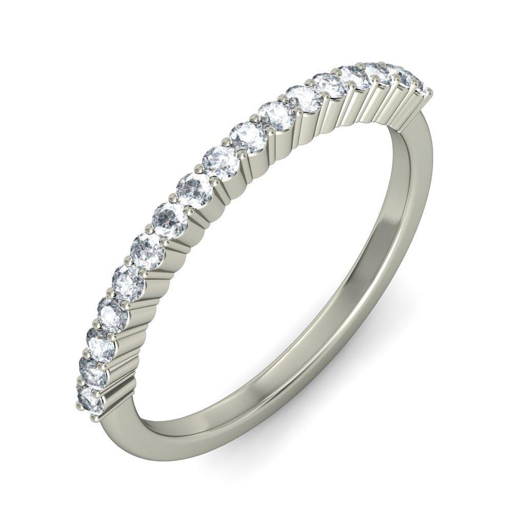 28 diamond wedding bands beautiful wedding bands Beautiful luxurious Comfort fit Diamond Wedding Band in White Gold
