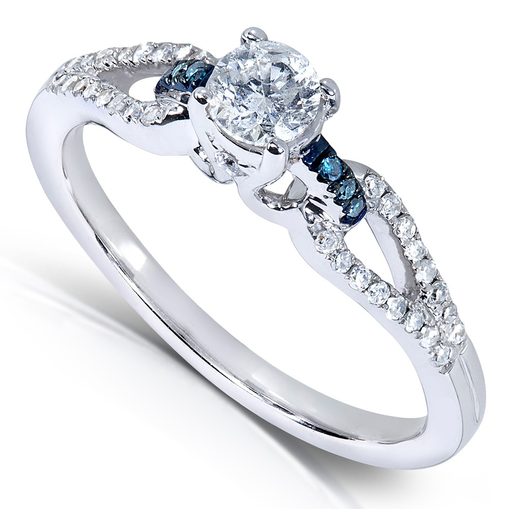 mens blue wedding rings blue wedding rings Brushed Inlay Wedding Ring In Platinum 6mm