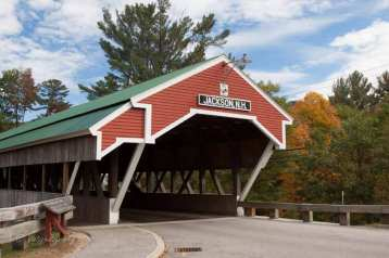 Jackson NH covered bridge