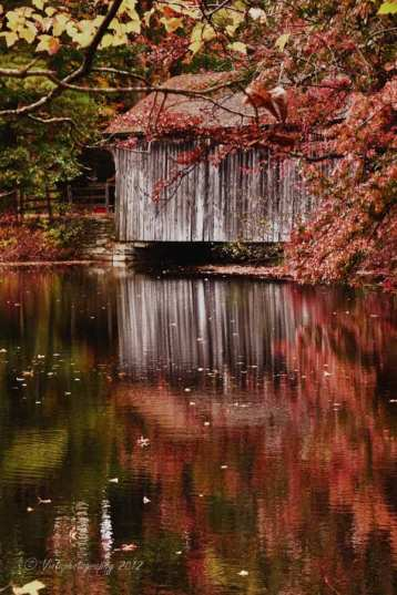 Dummerston covered bridge