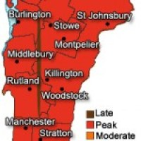 Fall Foliage Report 9, Oct 2014