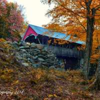Best places & time for fall colors in New England