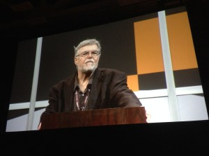 Jon Lebkowsky Introduces Bruce Sterling at SXSW 2014