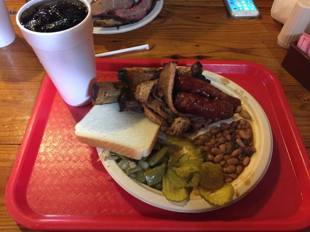 Ironworks BBQ Plate