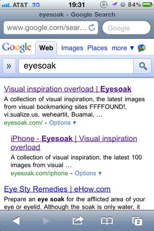 Google-Mobile-Optimized-Search-Results-iPhone