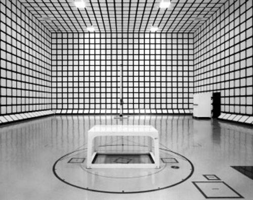 how to build an rf anechoic chamber