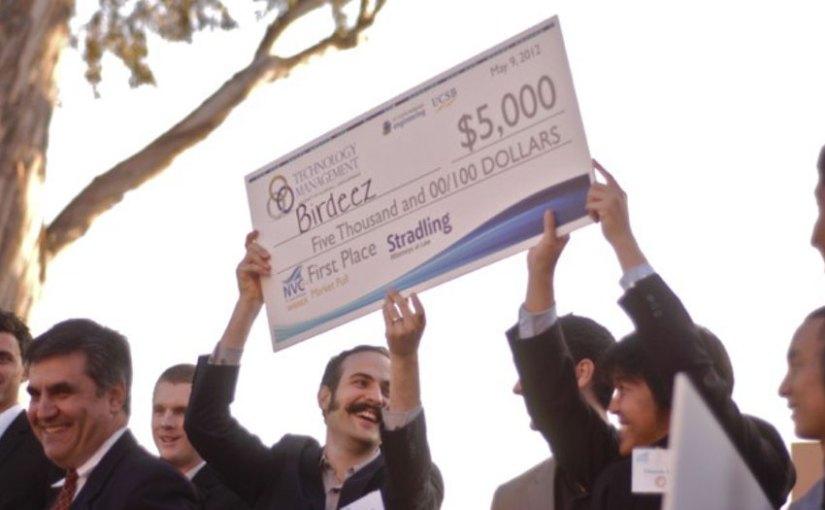 PacBizTimes – Birdeez Wins UCSB New Venture Competition!