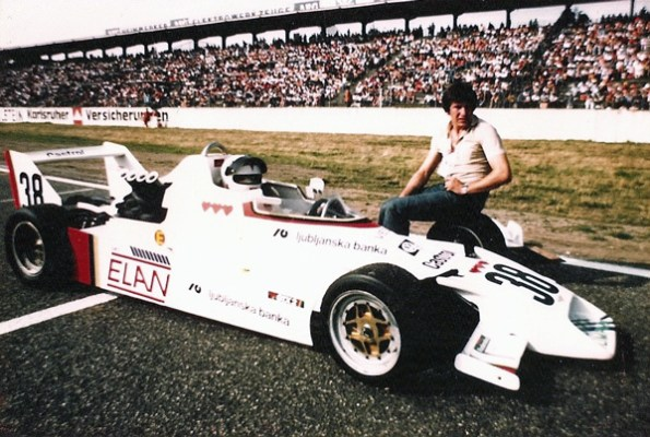 1980 - Formula Super Vee in Hockenheim (Germany)