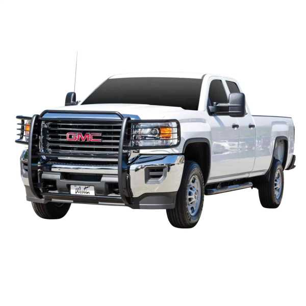 Westin 40 3795  Sportsman Grille Guard 2015 16 GMC Sierra 2500HD     Westin Sportsman Grille Guard 2015 16 GMC Sierra 2500HD 3500  Westin  40 3795  Representative Image Product images may differ from actual product  appearance