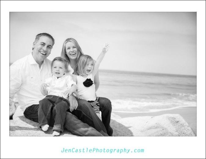baby, beach, Family, Los Angeles, photography, Portraits, santa monica