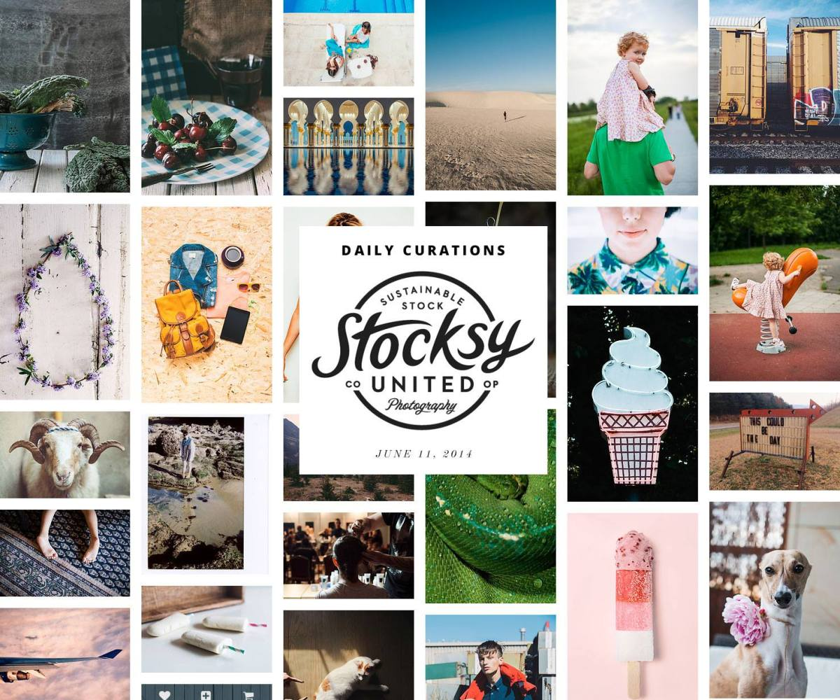 Stocksy's Call to Artists 2014