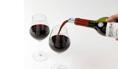 Drop Stop Wine Pouring Disc