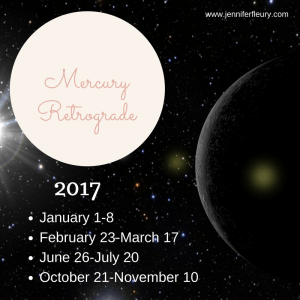 mercury retrograde 2017