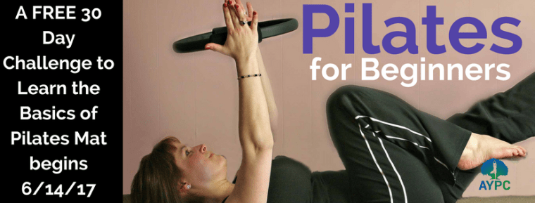 30 day pilates challenge for beginners