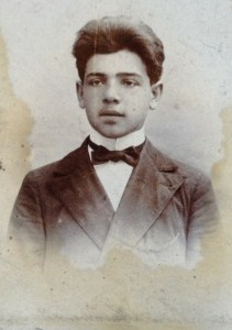 My great-grandfather made it to this country but few of his relatives did