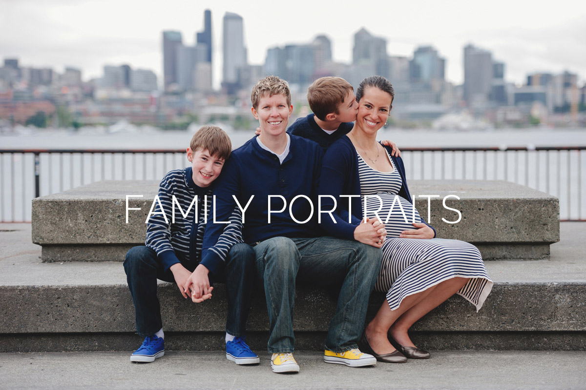 Seattle based wedding and family photographer | www.jennrepp.com
