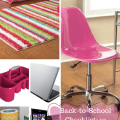 Back-to-School Checklist- 10 Dorm Room