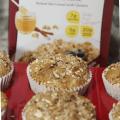 Honey Cinnamon Oat Bran Muffin Recipe