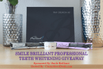 Welcome to the Smile Brilliant Teeth Whitening Giveaway