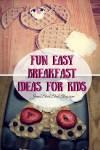Fun Easy Breakfast Ideas For Kids Bunny Waffles