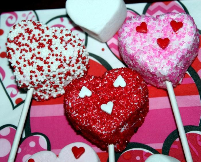 Fun Valentine's Day Recipes Fun Kids Valentine's Day Recipe: White Chocolate Covered Marshmallows